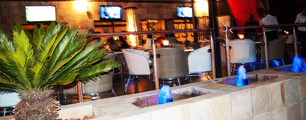 Relaxed environment, good food and friendly staff